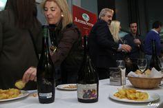 Agradecimientos a Bodega Eladio Piñeiro por ese vino de degustación que nos propuso trás lapresentacion via@eladioespieira