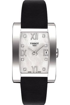 Luxurious Ladies Strap Generosi Tissot Watch Various | Tissot Watch Melbourne