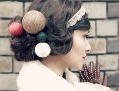 long hair style 3 set  valentines day  gift by BonniesCinematheque, €13.80