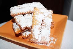 Les Ateliers de Kélou: Bugnes lyonnaises version Thermomix Beignets, Thermomix Desserts, Biscuits, French Toast, Cheesecake, Brunch, Breakfast, Attention, Recipes