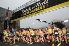 RunnersWeb  Athletics: Ben Bruce, Andrea Duke Win Rock 'n' Roll New Orleans Marathon