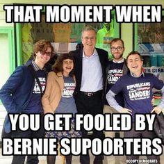 Funniest Political Memes of 2016 (So Far): Jeb Bush Photobomb