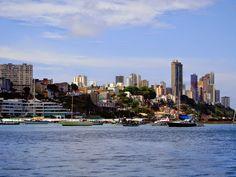 salvador, bahia, brasil. http://vanezacomz.blogspot.com.br/2014/11/passeio-de-escuna-pela-baia-de-todos-os.html