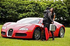 A lista criada pelo site Finances Online elegeu os carros mais caros das celebridades internacionais.  continue lendo em Os dez carros de luxo mais caros das celebridades