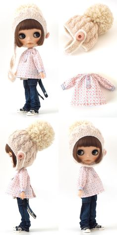 ** Blythe outfit ** Lucalily 525 ** - ヤフオク!