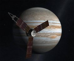 Juno will improve our understanding of the solar system's beginnings by revealing the origin & evolution of Jupiter. Juno will determine how much water is in Jupiter's atmosphere, measure the composition, temperature, cloud motions & other properties of Jupiter's atmosphere, map Jupiter's magnetic & gravity fields, &explore Jupiter's magnetosphere near the planet's poles, especially the auroras.