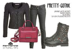#Fornarina Style Tips - Pretty gohic - fw 13