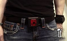 Arcade Coin Slot Belt Buckle: Insert Coin to Play Dope