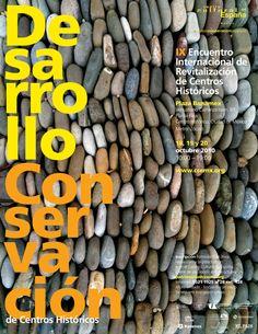 Desarrollo y conservación de Centros Históricos by Daniel Pezzi, via Behance