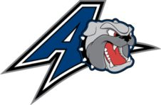 Bulldogs, University of North Carolina at Asheville (Asheville, North Carolina) Div I, 1st Conf: Big South  #Bulldogs #Asheville #NCAA (L6278)