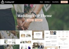 Mobirise AMP Site Maker v4.7.7 - WeddingAMP!  New Theme: https://mobirise.com/extensions/weddingamp/  AMP Website Template for weddings, celebrations and other events.