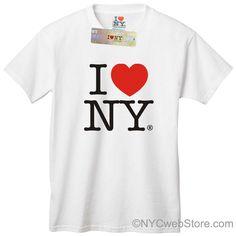 NYCwebStore.com - I Love NY T-Shirt, $7.88 (http://www.nycwebstore.com/i-love-ny-t-shirt/)
