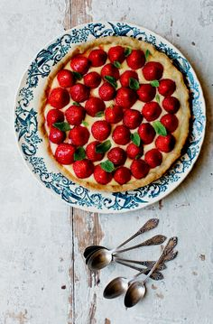 Strawberry tart | Mimi Thorisson - Manger