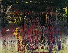 Sotheby's New York 17 November Contemporary Art Evening Auction: Gerhard Richter, Willem de Kooning, David Hockney, Andy Warhol, and Jean- Michel Basquiat Gerhard Richter, Bad Painting, Most Expensive Painting, Modern Art, Contemporary Art, Marquee Events, Anselm Kiefer, Claude Monet, French Artists