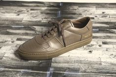 awesome Common Projects BBall Low Army Green