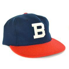 LOVE THIS || Brooklyn Bushwicks 1949 Vintage Ball Cap || Ebbets Field Flannels