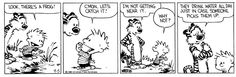 Calvin and Hobbes Comic Strip, September 05, 1986 on GoComics.com