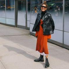 #newyorkfashionweek @gogoluxe |  @mrstreetpeeper @voguemagazine #streetfashion #streetstyle #fashion #blogger #fashionweek #nyfw #ramyagiangola