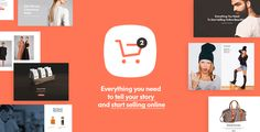 Shopkeeper - eCommerce WP Theme for WooCommerce When you start with an awesome product you can create amazing things! Built with the eCommerce functionality in mind, Shopkeeper is a fully responsive Premium WooCommerce Theme with a great design and extensive functionality.