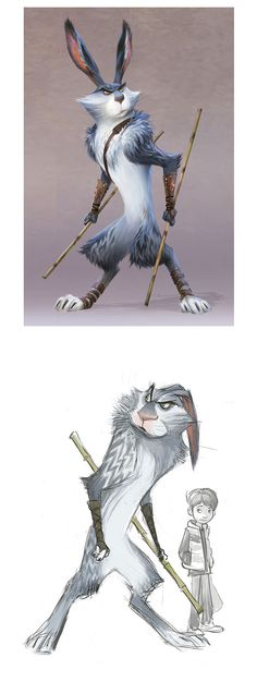 Artes de Tim Lamb para a DreamWorks | THECAB - The Concept Art Blog