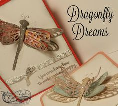 The Serene Stamper Dragonfly Dreams Video