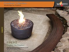 Woodbridge Fireplace Inc. is the manufacturer and distributor of Woodbridge Fireplaces. We sell indoor and outdoor gas fireplaces, inserts, log sets and more. Fireplace Showroom, Custom Fireplace, Outdoor Gas Fireplace, Gas Fireplaces, Biofuel Fireplace, Cool Deck, Fireplace Inserts, Fireplace Accessories, Outdoor Living