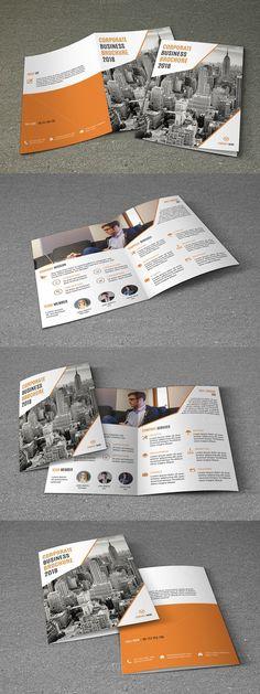 Corporate Business Brochure -V547