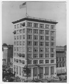 First National Bank 1940s.
