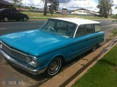 1966 FORD FALCON DELUXE XP Wagon Private Cars For Sale in VIC - carsales.com.au
