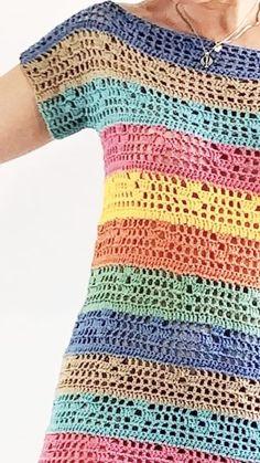 Crochet Dress Girl, Crochet Bra, Crochet Woman, Crochet Cardigan, Crochet Shawl, Crochet Clothes, Crochet Tunic Pattern, Crochet Jacket, Sweater Knitting Patterns