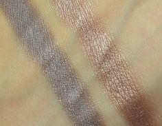 ARTDECO Long-wear Eyeshadow #272 - satin smoke #289 - satin light taupe from ARTDECO Art Couture Anniversary Collection Fall 2015