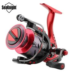 Cheap Fishing Reels, Buy Directly from China Suppliers:SeaKnight New PUCK 2000 3000 4000 5000 Spinning Reel Fishing Reel Max Drag Power Spinning Wheel Long Casting Fishing Pen Fishing Rod, Carp Fishing Tackle, Sea Fishing, Fishing Reels, Fishing Trips, Sierra Leone, Uganda, Seychelles, Montenegro