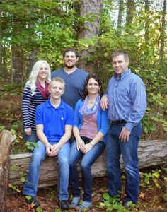 Color Coordinating Family Photos with Dressing Your Truth
