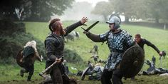 Vikings Combat Training - Modern-Day Exercises That Will Let You Kick Medieval Ass (VIDEO)