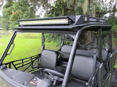 "Top 52/"" LED Light Bar+4/"" Pods+Wire for Polaris Razor RZR 4 900 1000 2013-2018"