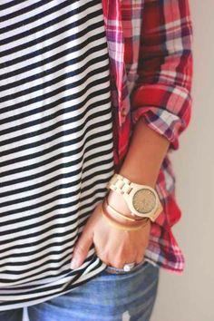 Stylish Flannel