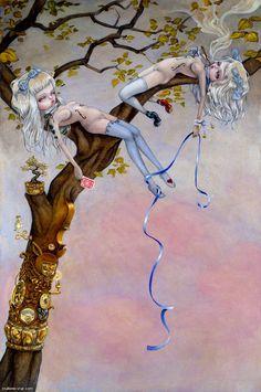 Nataly Abramovich – Illustrations from Kukula Land