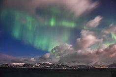 Notturni light Norvegia 2016! Aurora boreale