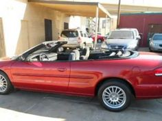custom retro chrysler sebring convertible very cool oddities pinterest convertible and cars. Black Bedroom Furniture Sets. Home Design Ideas