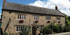 700-year-old Bridge House Hotel, Beaminster, Dorset, England
