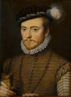 Charles IX of France B: 27 June 1550  D: 30 May 1574 Ruled from 1560 until his death. Married to Elizabeth of Austria.
