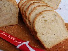 chleb tostowy na drożdżach