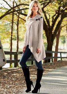 Lovs this sweater #ShoebuyFallFashion