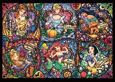 1000 Teile Puzzle der weltweit kleinste Disney Princess Brilliant