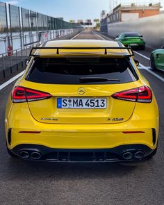 The all-new Mercedes-Benz AMG in seconds! The all-new Mercedes-Benz AMG in seconds! Mercedes Hatchback, Mercedes A45 Amg, Mercedes Benz Cars, Mercedes A Class, New Mercedes, Living In Car, Car Badges, Bmw, Cars And Coffee