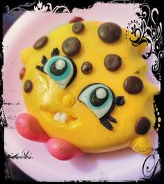 Shopkins Cake Toppers, Pudding, Cookies, Desserts, Food, Tailgate Desserts, Biscuits, Deserts, Essen