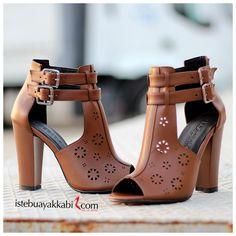 Nancy Topuklu Ayakkabı - İşte Bu Ayakkabı