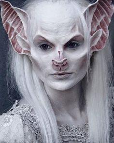 I'm Batty For This Stunning SFX Makeup: