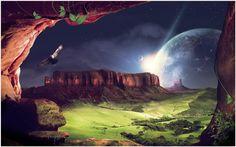 Fantasy Landscape Wallpaper   dark fantasy landscape wallpaper, fantasy landscape desktop wallpaper, fantasy landscape iphone 5 wallpaper, fantasy landscape wallpaper, fantasy landscape wallpapers 1920x1080