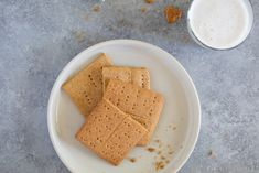 Crunchy Graham Crackers (Gluten-Free) - Against All Grain